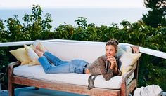 Miranda Kerr's Malibu home: Miranda Kerr took Vogue Living on an exclusive tour of her new home in Malibu.