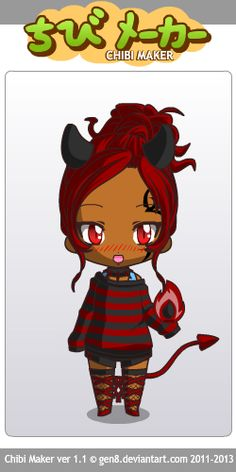 this is a knew creepypasta oc.her name is hell song.