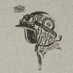 pinterest.com/fra411 #bike #art Design Kaos, Motorcycle Style, Motorcycle Tattoos, Vintage Biker, Beautiful Handwriting, Desenho Tattoo, Retro Images, Typography, Lettering