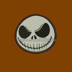Jack Skellington Machine Embroidery Design  This design manually made by hand, from start to finish. It is a digitized embroidery design for a buyer who has an embroidery sewing machine.  https://www.etsy.com/listing/480598140/jack-skellington-machine-embroidery  #stitch #digitized #Sewing #Needlecraft #stitches #Embroidery #Applique #EmbroideryDesign #pattern #MachineEmbroidery #JackSkellington #Jack #Skellington #Nightmare #Christmas