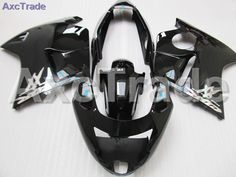 Bodywork Moto Fairings FIT For Honda CBR 1100XX CBR1100XX Super Black Bird 1996 - 2007 96-07 Fairing kit High Quality ABS C291