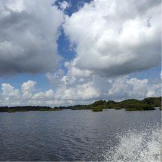 Rio Amazonas, Lago do Puraquequara
