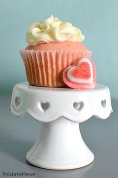 Pink Velvet Cupcake