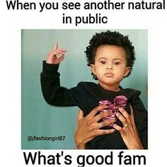 Be confident with how you look and just laugh all the stress away with this totally funny natural hair meme collection. Natural Hair Memes, Natural Hair Tips, Natural Hair Journey, Natural Hair Styles, High Bun Hairstyles, My Hairstyle, Curly Haircuts, Black Hairstyles, Modern Haircuts