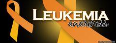 Leukemia Awareness Facebook Cover - PageCovers.com