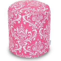 Majestic Home Goods Hot French Quarter Pouf