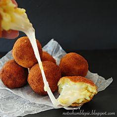 Arancini - Italian Cheese & Risotto Balls