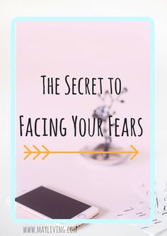 Facing your fears can be something you put off a whole lot, but dream chasing requires facing them, because our dreams lie right outside the fear door. Listen, once you hold the secret in your hands, its smooth sailing from there. Get rid of these fears and start creating your dream life. No boundaries just limitless possibilities!