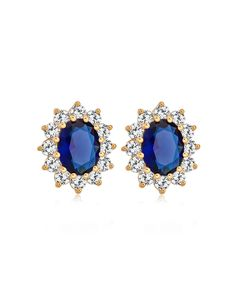 Shop Gold Feminine Rhinestone Stud Earrings. VIPme.com offers quality Gold, KUNIU Earrings at affordable prices.