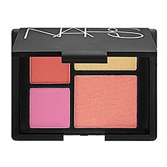 NARS Foreplay Blush Quad ($49). Orgasm Blush plus 3 coordinating shades - think Orgasm deconstructed. Love it.