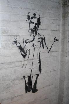 Graffiti nurse