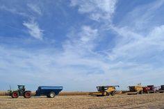 At the 2012 farm show west of Grand Island, Nebraska. Harvest Day, Farm Show, Grand Island, Nebraska, Lineup, Monster Trucks, History, Places, Historia