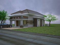 Rumah tinggal Febrita Armelia