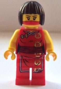 Nya Ninjago LEGO Minifigure