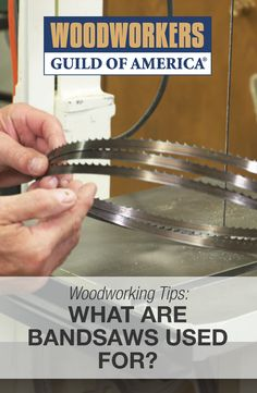 What Are Band Saws Used For? | WWGOA