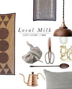 Local Milk Gift Guide // 2014