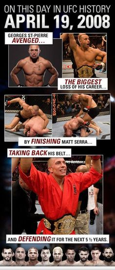while watching mixed martial arts in 2016 contempt point - All of MMA St Pierre Ufc, George St Pierre, Gsp Ufc, Mma Workout, Ufc Boxing, Ufc Fighters, Martial Artists, Fight Night, James Brown