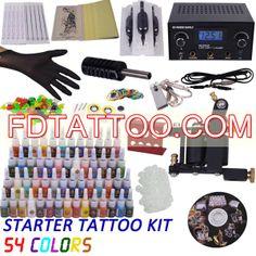 109 Best Tattoo Kits images | Tattoo equipment, Tattoo kits, Tattoo ...