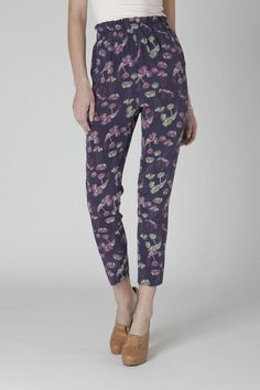 patterned pants