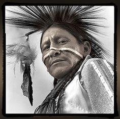 Lewiston, Idaho  Phil Borges - Enduring Spirit