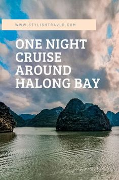 Don't be put off by what other people say the one-night cruise in Halong Bay is a magical experience you simply can't miss. Discover why with my guide. Cruise Travel, Asia Travel, Dublin Travel, Shopping Travel, Cruise Tips, Beach Travel, Ireland Travel, Visit Vietnam, Vietnam Travel
