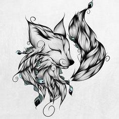 Fox B&W LouJah - This one too