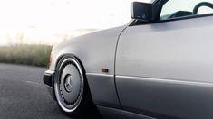 Mercedes 124, Mercedes Wheels, Mercedes Benz 190e, Classic Mercedes, True Car, Rims For Cars, Car Logos, E30, Car Wheels