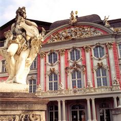 Trier, Germany. Would definitely go back again. Beautiful architecture and gardens