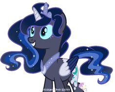 Sapphire Eclipse (Adopted)