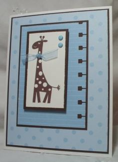 Wild about you - giraffe
