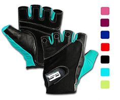 Gym Gloves For PowerliftingCrossfitWeight TrainingBikingCyclingCrossfit EquipmentPremium Quality Weights Lifting Gloves For Women w WashableGloves For Callus And Blister Protection Turquoise M * Read more at the affiliate link Amazon.com on image.