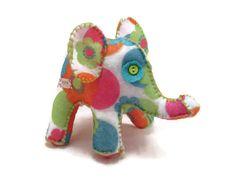 Elephant by HandmadebyCosmo on Etsy