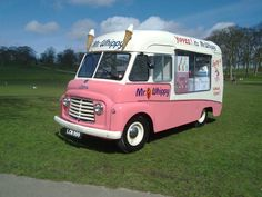 Does anything mark the start of the Great British Summer like the sound of an Ice Cream Van?