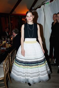 Best dressed - Marion Cotillard in Dior - click through for the full best dressed list