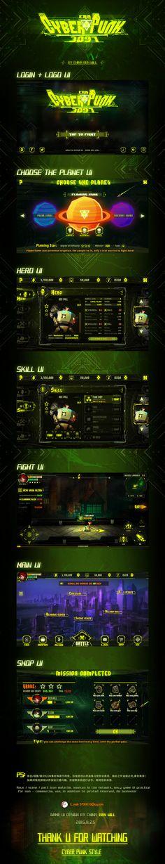 《CyberPunk-ERA》Game ...