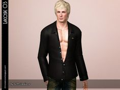 Shirt for males by Remaron  - Sims 3 Downloads CC Caboodle