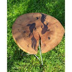Ręcznie wykonany stolik kawowy Art, Art Background, Kunst, Performing Arts, Art Education Resources, Artworks