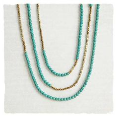 Shop Now! I found the Morocco Necklace at http://www.arhausjewels.com/product/nc713/necklaces. $85.00 #arhausjewels #necklaces.