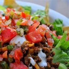 Southwestern-Flavored Ground Beef or Turkey for Tacos