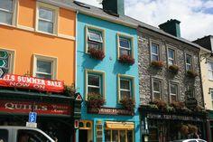 Kenmare to Blarney Stone - 3 ways to travel via train, bus, and