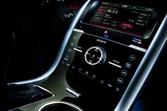 Ford Technology: Sony Audio with HD Radio Ford Edge Accessories, Ford Edge Suv, Dream Cars, Technology, Vroom Vroom, Scarlet, Vehicles, Face, Autos