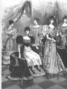 La Mode Illustree 1892