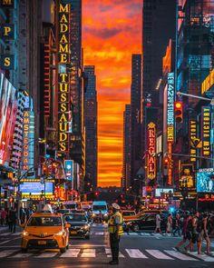 Summers last hurrah by @212sid #newyorkcityfeelings #nyc #newyork