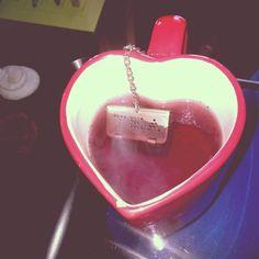 Tea. Love.
