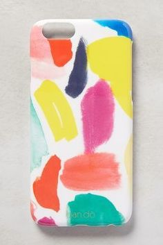 Ban.do Color Theory iPhone 6 Case #anthroregistry
