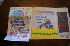 Card tutorial for children
