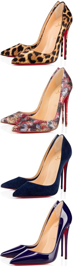 Christian Louboutin's incredibly popular 'So Kate' shoes have been worn by numerous Hollywood stars