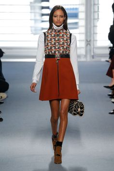 Louis Vuitton Automne/Hiver 2014, Womenswear - Défilés (#18162)