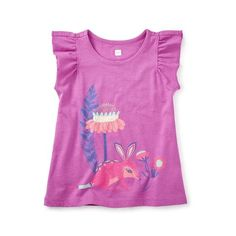 Bilby Graphic Tee - Tea Collection kids clothes | spring clothes | Easter clothes