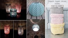 These Free Crochet Patterns Will Help You Give Your Home A More Personalized Look | Home Design, Garden & Architecture Blog Magazine